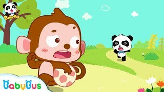 Nicky Takes Baby Pandas Soccer Away | Kids Loves Sharing | Picture Book Cartoon For Kids | BabyBus