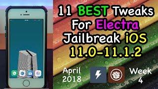 TOP 30 Cydia Tweaks - iOS 11-11 1 2 Electra Jailbreak - Дом