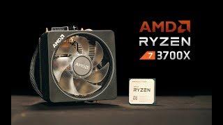 三代Ryzen首发评测:十年来最优秀的一代AMD处理器(R7 3700X篇)