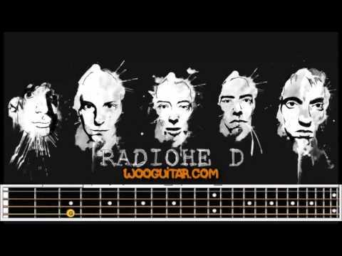 Radiohead Karma Police Rocksmith 2014 Bass Cover Finger