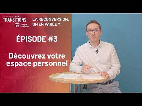 Video Créer votre espace personnel
