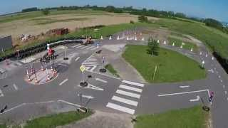 preview picture of video 'BERG Toys go-kart traffic playground DDI Onder Sobrance'