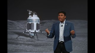 Naveen Jain, founder and chairman, Moon Express, on moonshots | Code 2018