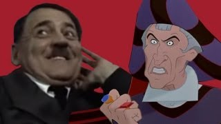 Frollo's Downfall Parody Gets Blocked