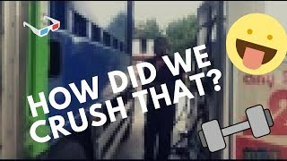 How did it crush that!!! OMG