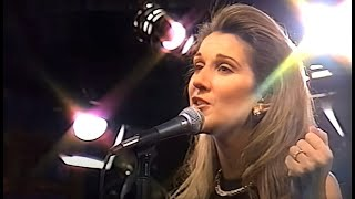 CELINE DION - Let's talk about love (Live on New Year Day) 1998