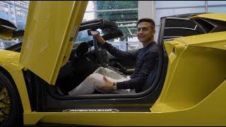 [오피셜] Paulo Dybala buys his dream car: Aventador S Roadster