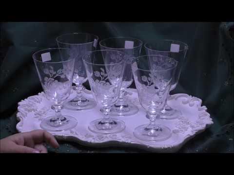 Glas fräsen war gestern - jetzt werden Gläser einfach satiniert