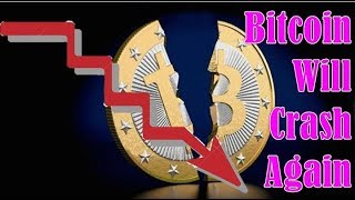 URGENT! Why Bitcoin Crashed And Why It Will Crash Again