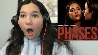 Mackenzie Ziegler Album REACTION