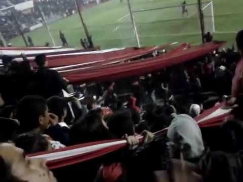 """""""En el Barrio de la Docta Hay Una Banda - Hinchada de Instituto 3 San Martin (SJ) 0"""" Barra: Los Capangas • Club: Instituto"""