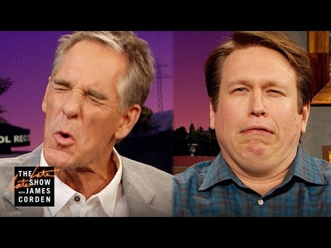 Filming Injuries with Scott Bakula & Pete Holmes