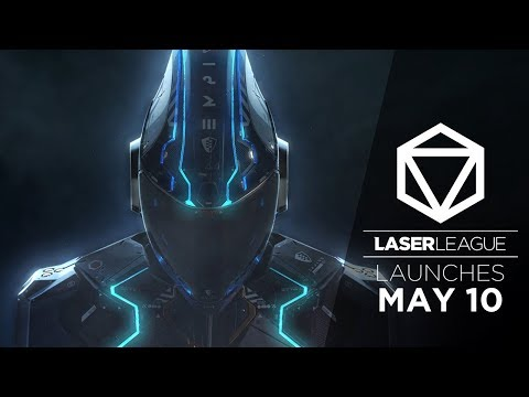 Laser League Launches May 10th [ESRB] thumbnail