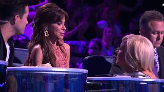 """Paula in tears: """"The most beautiful thing I ever saw"""" 