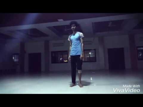 Prepare aerial dance in contemporary