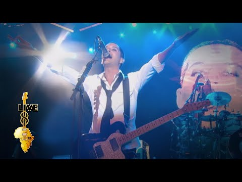 Placebo - Twenty Years (Live 8 2005)