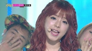 [HOT] Comeback Stage, Juniel - Pretty Boy, 주니엘 - 귀여운 남자 Music Core 20130427