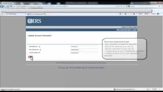 Resolve PTIN Login Trouble - IRS Tax Aid - Tax Problem Information Trucker Tax Help