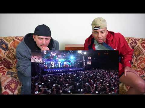 BTS- Mic Drop Remix Reaction ( Jimmy Kimmel Live) /Vlog