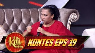 Pembelaan Dea Terhadap Komentar Mamah Iis Dan Master Bertha - Kontes KDI Eps 19 (30/8)