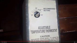 DIY: How To Adjust Attic Fan Temperature