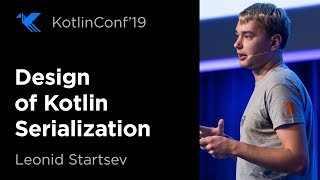 Design of Kotlin Serialization