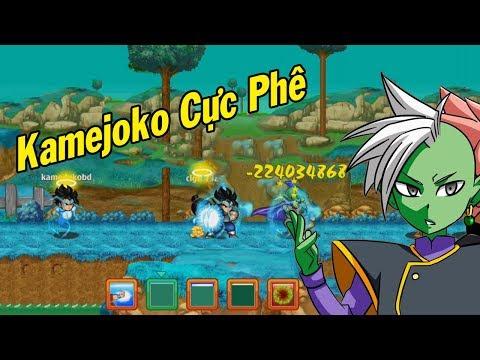 Ngọc Rồng Online - Sức Mạnh Của Set Songoku 6 Sao...Kame Thiệt Là Phê !