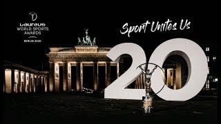 +++ Now LIVE +++ 20th Anniversary Laureus World Sports Awards!