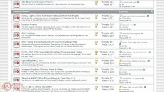 Using Forums For Traffic & Help