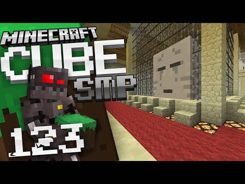 Minecraft Cube SMP S1 Episode 123: Ghast Hunters