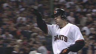 Kent Crushes A Pair Of Homers In Game 3 Of The 97 NLDS