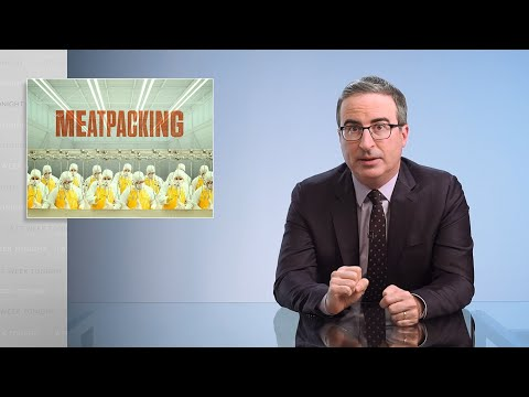 Download Meatpacking: Last Week Tonight with John Oliver (HBO) HD Mp4 3GP Video and MP3