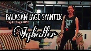 Gambar cover BALASAN LAGU LAGI SYANTIK Siti Badriah - KAMU CANTIK Cover by Iqbal Muhammad #music