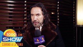 ¡Exclusiva! Cynthia Rodríguez entrevistó al gran Marco Antonio Solís! |Todo Un Show