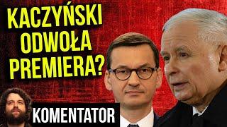 Kaczyński Odwoła Premiera Morawieckiego bo PIS Traci Poparcie? – Analiza Komentator Finanse Film PL