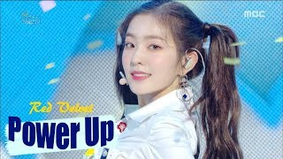 [HOT] Red Velvet    Power Up, 레드벨벳   Power Up Show Music Core 20180818