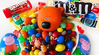 Ми-ми-мишки мультики с игрушками Новая серия Кеша принимает необычную ванну