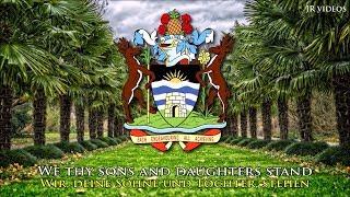 Nationalhymne von Antigua und Barbuda (EN/DE Text) - Anthem of ATG (German)