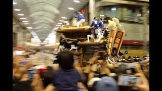 平成30年9月16日 岸和田旧市だんじり祭り 本宮午後曳行
