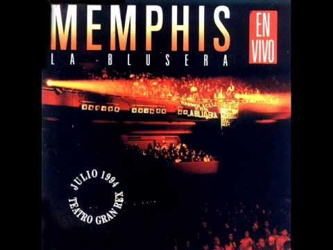 No se detiene - Memphis la Blusera En Vivo