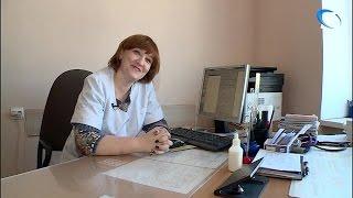 Лучшим врачом года была признана заведующая терапевтическим отделением 3-й поликлиники Вероника Архипова