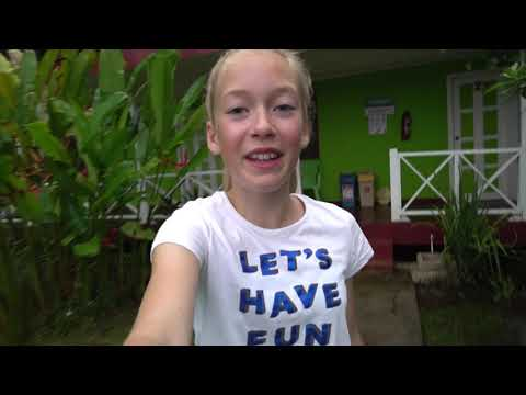 Megan Costa Rica, vlogwedstrijd 2019