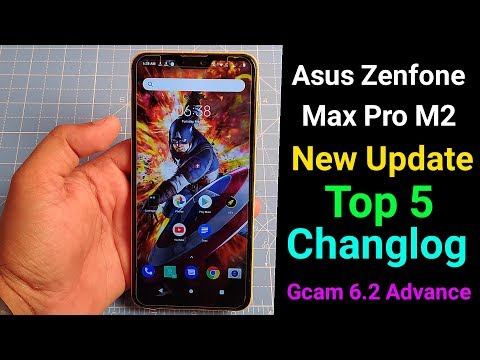 Zenfone Max Pro M2 New Update 73.64MB | max pro m2 new update top 5 changelog Bug fixes