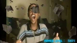 Super Saiyan Jalen (It's Over 9000!!!)