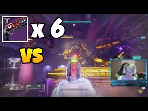 NOT FORGOTTEN VS CALUS!! | Destiny 2