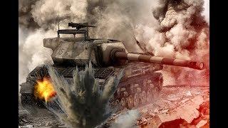 ПТ-САУ Т28 Prototype: Бой в окружении. World of Tanks.