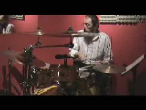 Rock Groove from Weckl CD (short version)