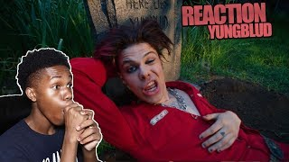 YUNGBLUD   Parents Music VIDEO REACTION
