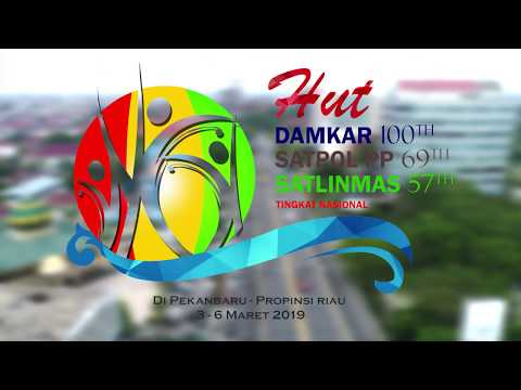 Sukseskan HUT Damkar ke 100 di kota Pekanbaru