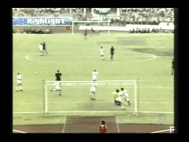 Jugoslavia-Scozia 1-1